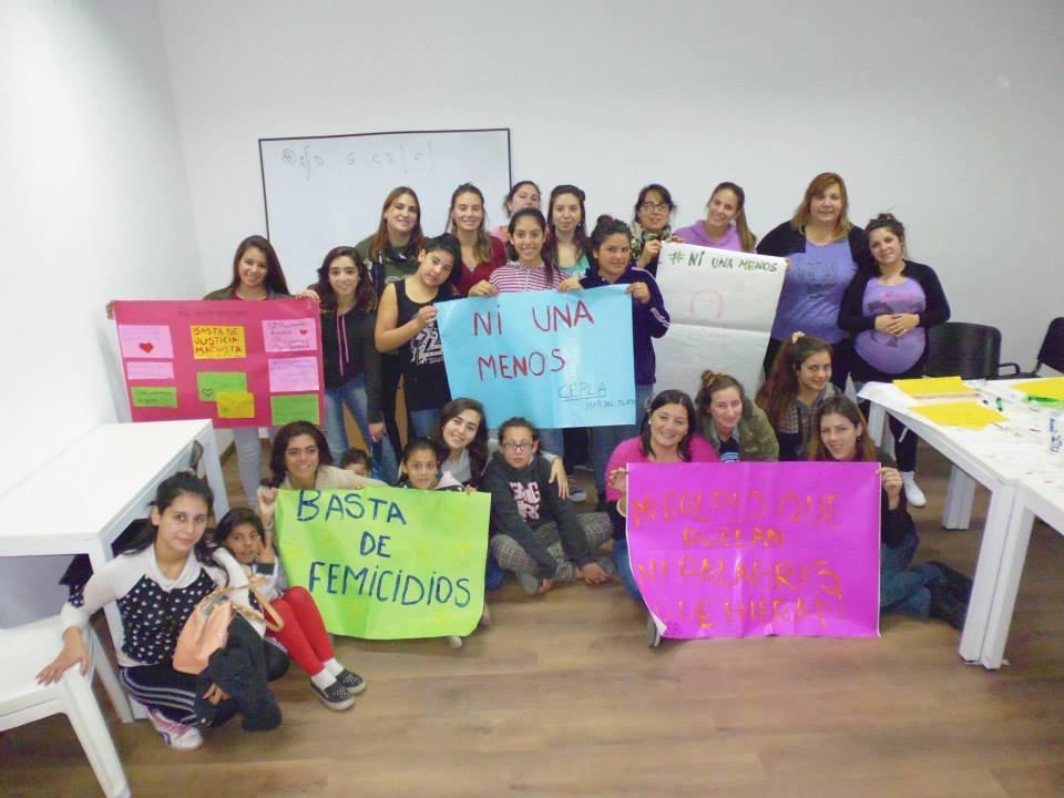 GENEROS PROYECTO DE FORMACIÓN Y ARTICULACIÓN COMUNITARIA 1